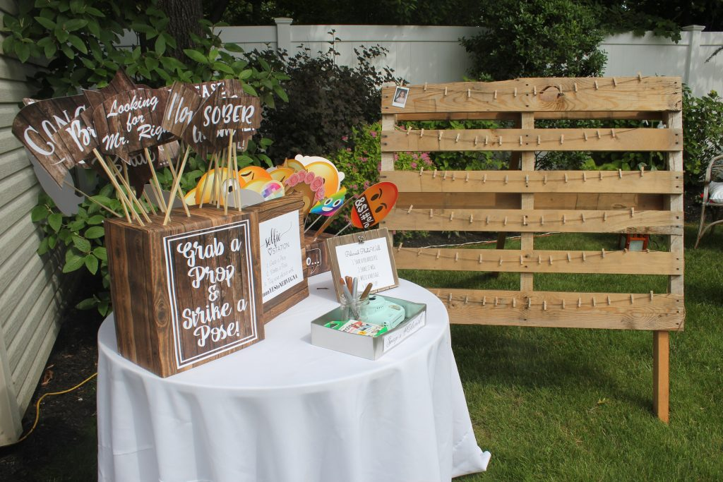 Fun photo booths for all your guests