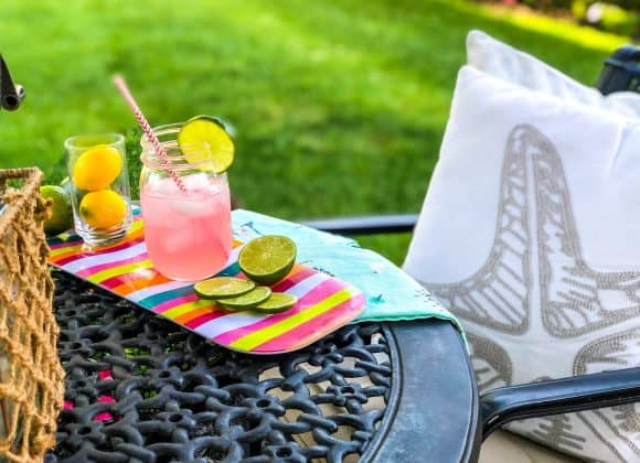 3 Easy Ways to Spice Up Your Summer Patio Decor