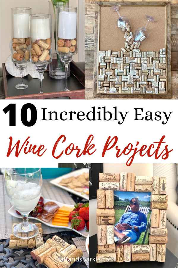 Easy Wine Cork Projects