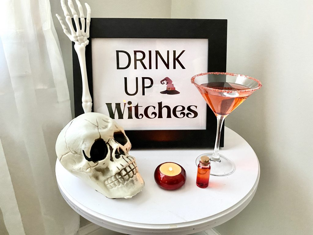 Printable Halloween signs