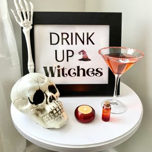 FREE Halloween Printables: Easy Banners, Funny Signs, Scary Bats & Rats