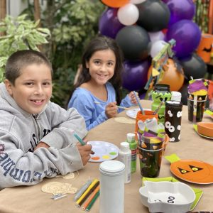 6 Reasons You'll Love This Halloween Painting Party