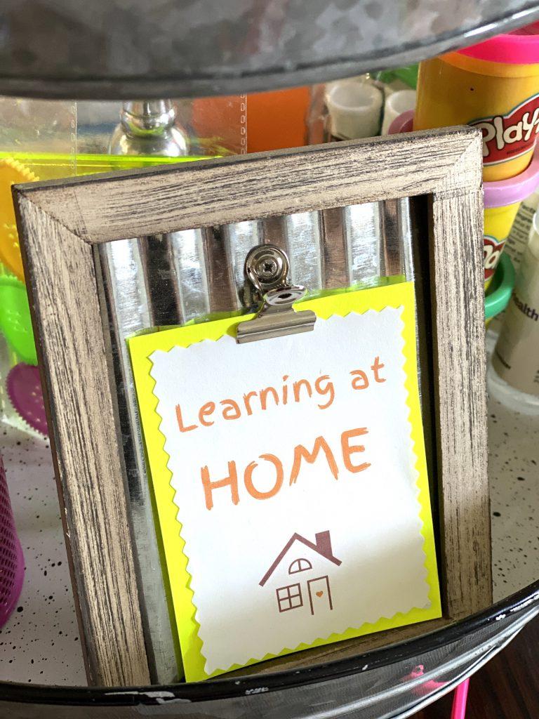Inspirational homeschool quote