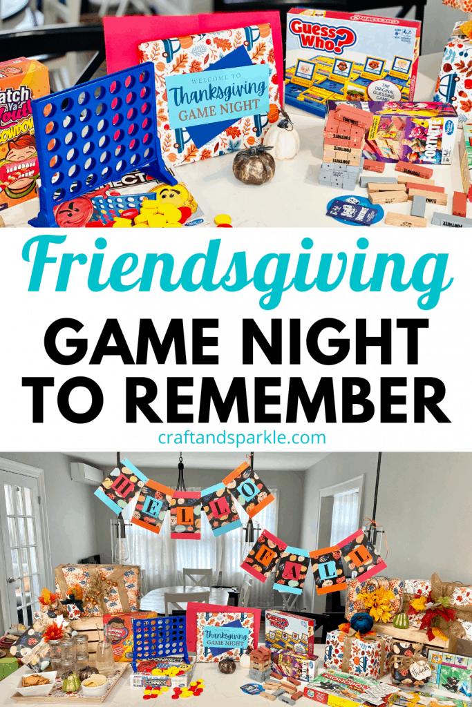 Thanksgiving Game Night Tips