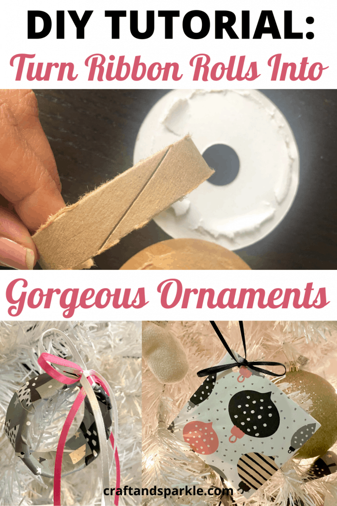 How to make your own cute ornaments.