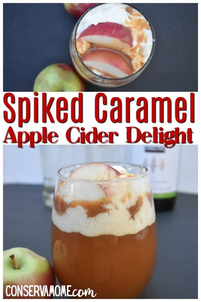 Spiced Caramel Apple Cider Delight
