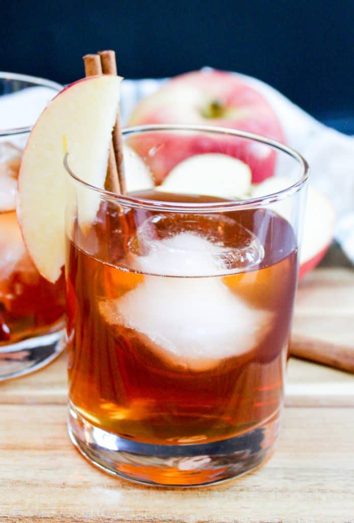 Apple Cider Old Fashion