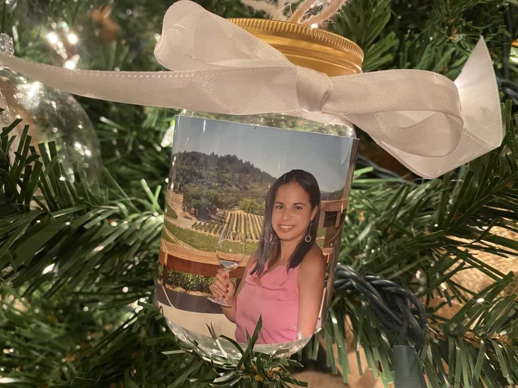 DIY Dollar Tree Ornament