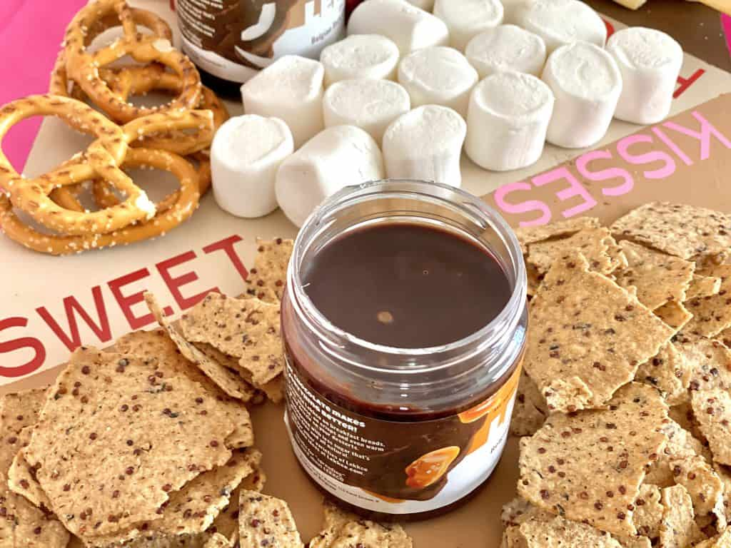Lekkco chocolate spread