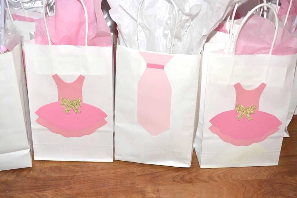 DIY goodie bags