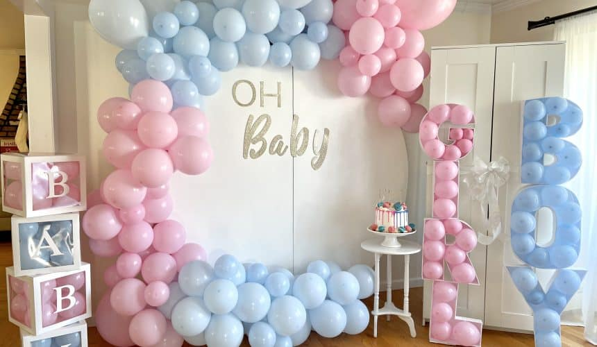 10 Essentials for a Stress-Free Gender Reveal