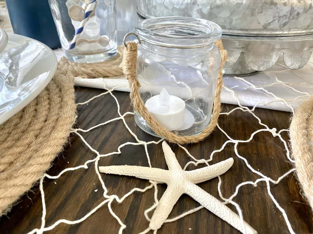 rope candles