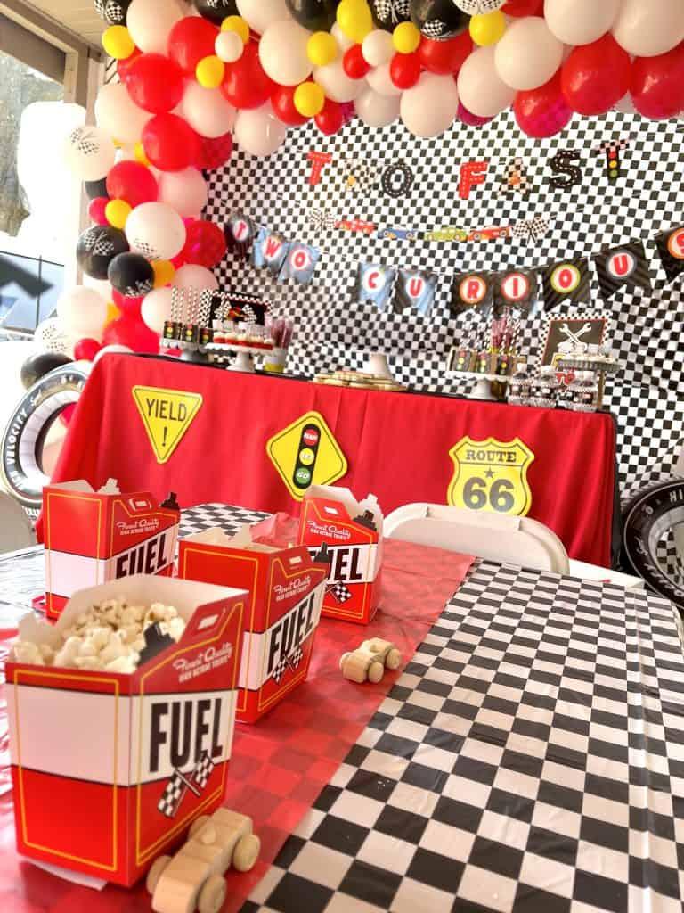 popcorn for fuel