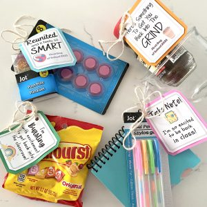 Easy Back to School Teacher Gifts Ideas (With Free Printable Gift Tags)